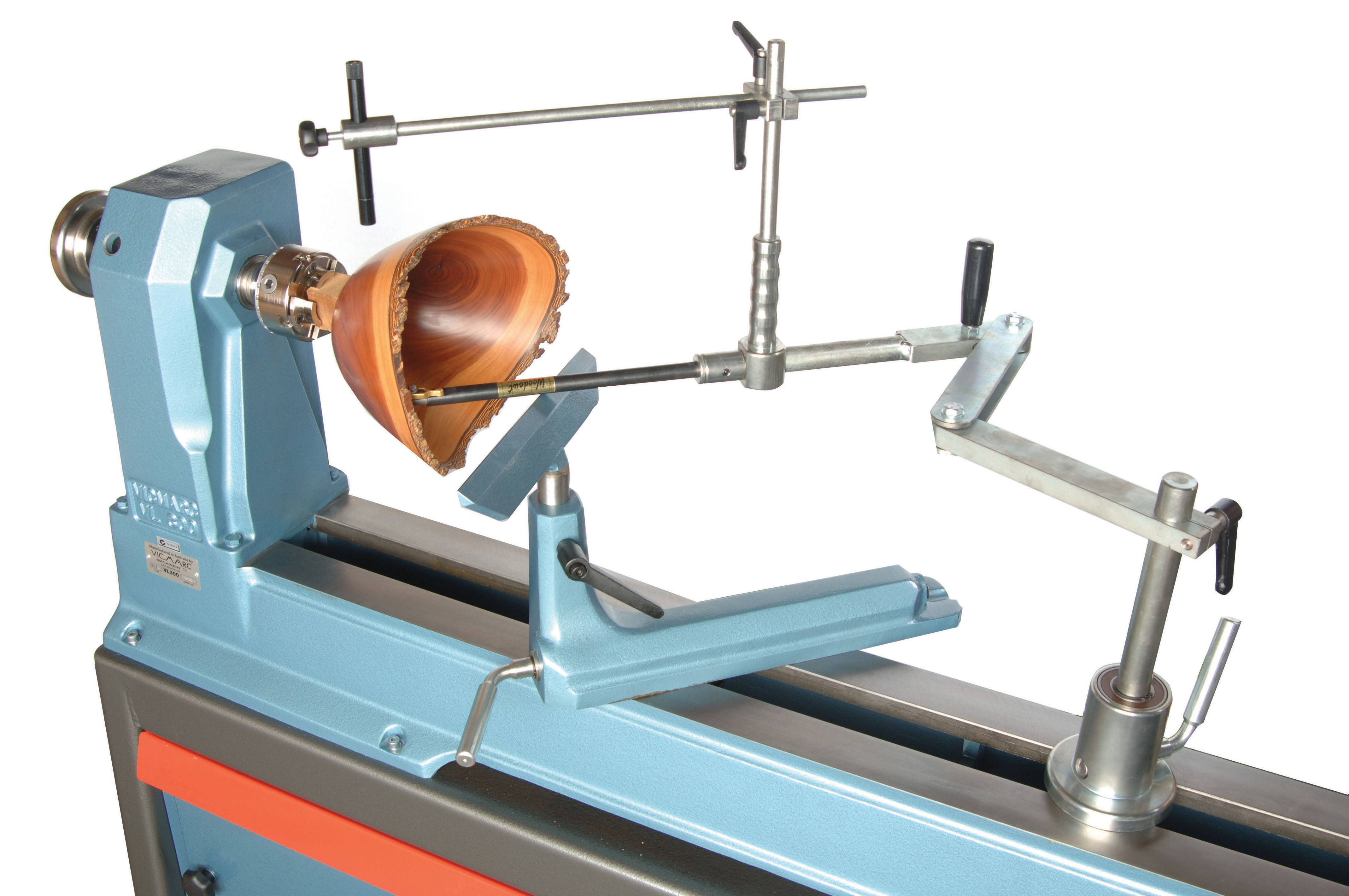 Lathe Accessories Hollowing Tool Support